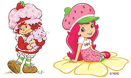Moranguinho Strawberry Shortcake