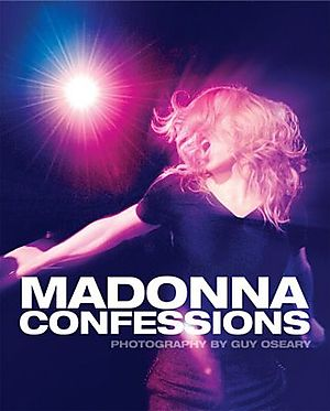 MADONNA CONFESSIONS guy oseary