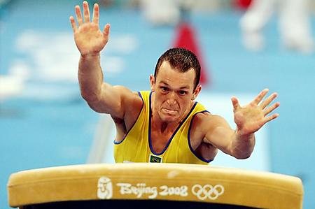 Diego Hypolito Pequim 2008