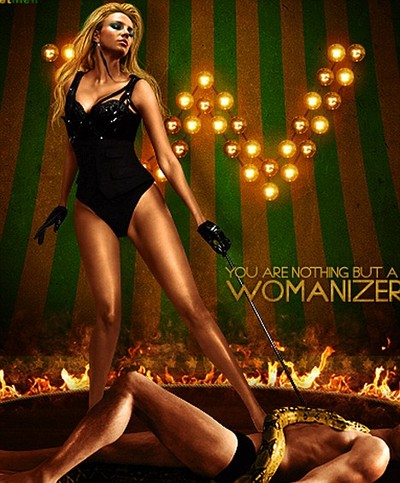 BRITNEY SPEARS WOMANIZER