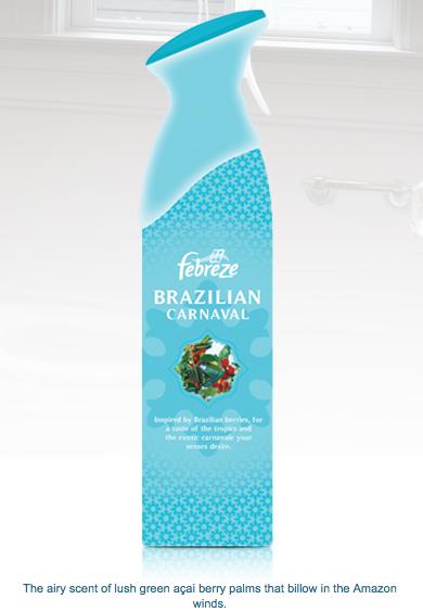 Febreze Brazilian Carnival