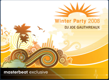 Master beat winter party